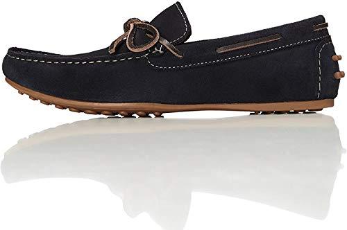 find. Arland Herren Mokassin Schuhe, Blau (Navy), 42 EU