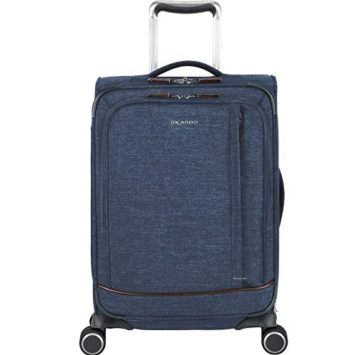 Ricardo Beverly Hills Malibu Bay 2.0 20-Inch Carry-On Suitcase...