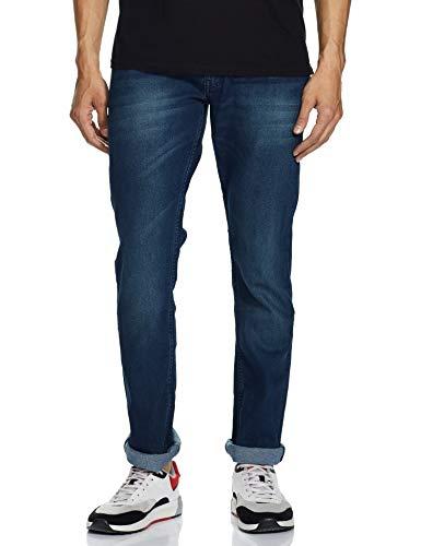 Amazon Brand – Symbol Men's Slim Fit Jeans