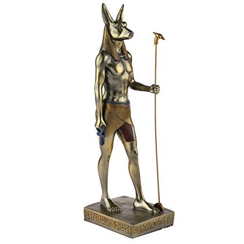 lachineuse Estatuilla Decorativa egipcia, Anubis