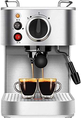 Fantastic Deal! Coffee HL-TD Espresso Machine Maker 19 Bar, Frothing Milk Foam, 920W, Capacity 1.6L ...