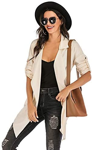 Pure Color Casual Loose Looking Irregular Max 42% Max 45% OFF OFF Thin J All-Match