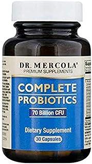 Dr. Mercola. las primas suplementarias. Probióticos Completos. x30 Cápsulas