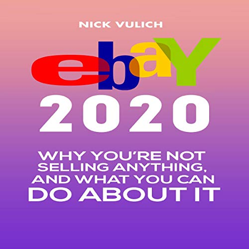 eBay 2020 audiobook cover art