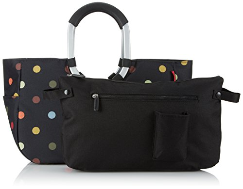 reisenthel loopshopper M dots Maße: 40 x 26 x 20 cm / Volumen: 12 l