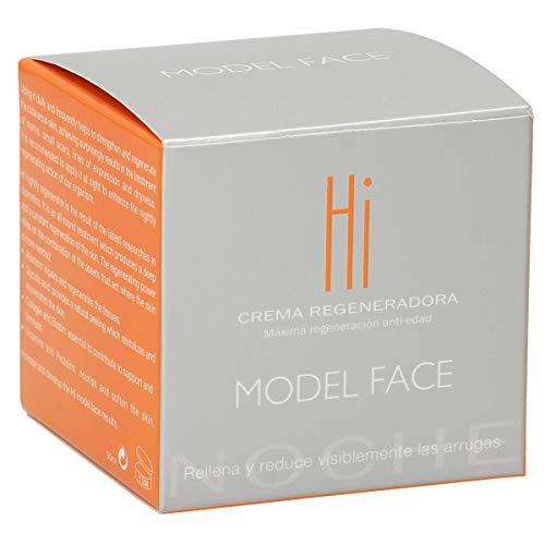 HI MODEL FACE crema regeneradora antiarrugas tarro 50 ml