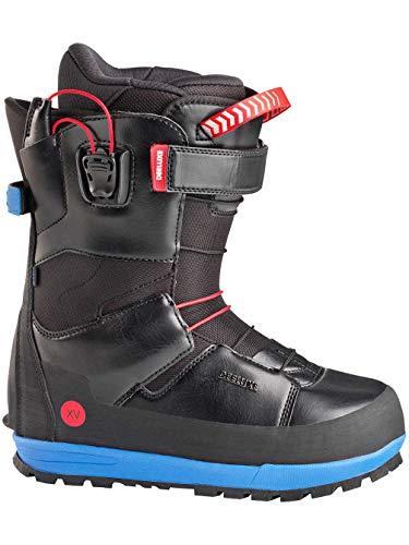 Deeluxe Spark XV Speedlace Splitboard Boot - Men's Black/PF Liner, 12.5/30.5