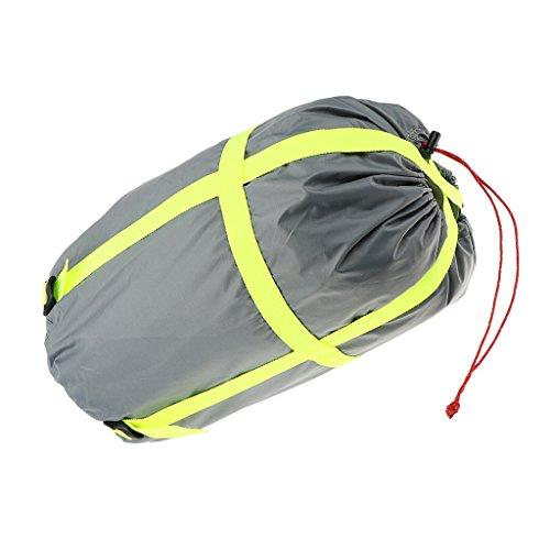 Sharplace Sac de Compression pour Tente de Camping Sac de Matelas de Couchage Accessoire Camping et Randonnée - Style B, 66 x 32 cm
