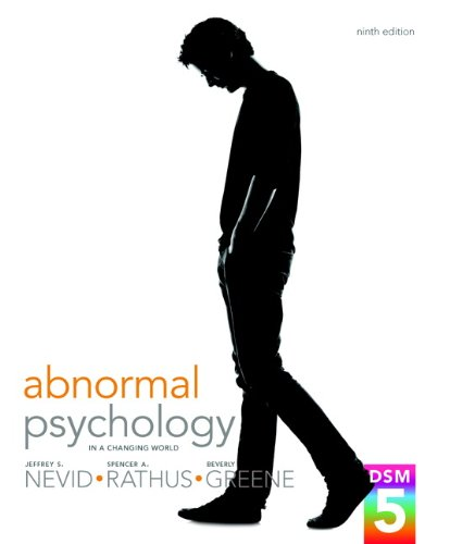 Abnormal Psychology in a Changing World Plus NEW MyLab Psychology  with eText -- Access Card Package (9th Edition)