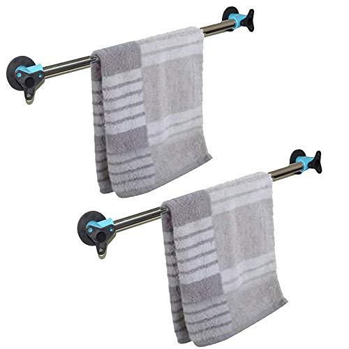 2x Toallero magnético de 45,72 cm para toallero, soporte para toallas de platos, gancho de almacenamiento para refrigerador,estufa,horno, lavavajillas,fregadero de cocina,lavadora para mano,platos