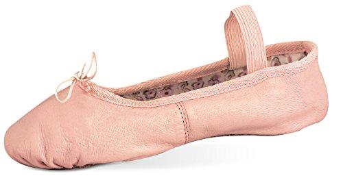 Danshuz Economy Womens Ballet Shoe Pink