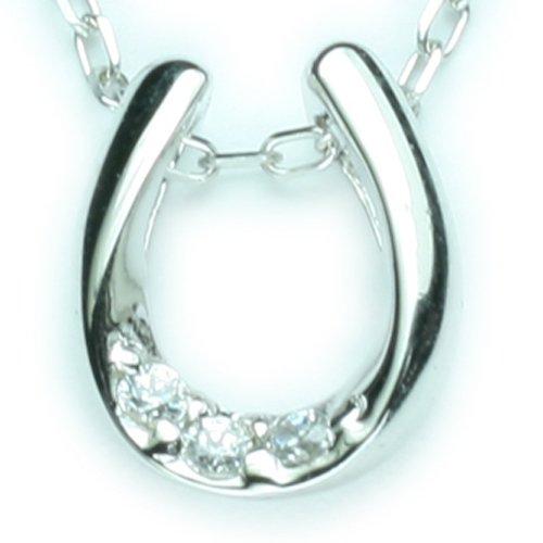 [ココカル]cococaru ダイヤモンド ネックレス プラチナ Pt900 ペンダント