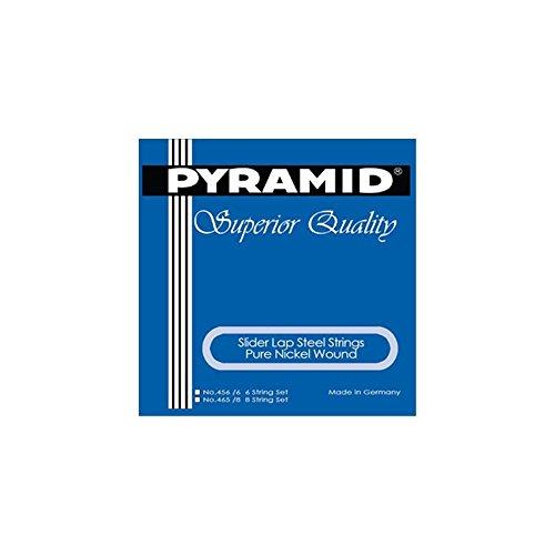 Pyramid Regler Pure Nickel Wound Lap Steel saitigen 15–40Akustische Gitarre Saiten
