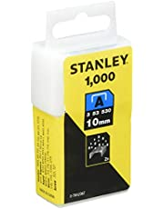 Stanley - Light-Duty Staple 10 mm (1 000) 0-TRA206T – STA0TRA206T