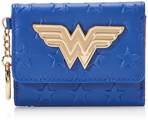 DC Comics - Wonder Woman Mini Trifold Girls Cartera