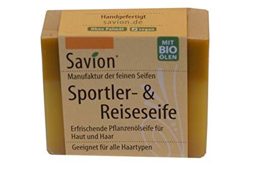 """""""Sportler- und Reiseseife"""", SAVION"""