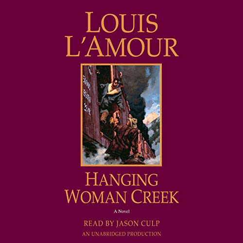 Hanging Woman Creek audiobook cover art