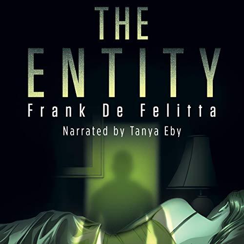 The Entity Audiobook By Frank De Felitta cover art