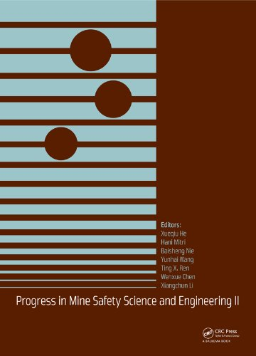 Progress in Mine Safety Science and Engineering II