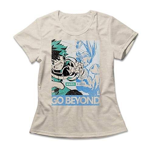 Camiseta Feminina Boku No Hero