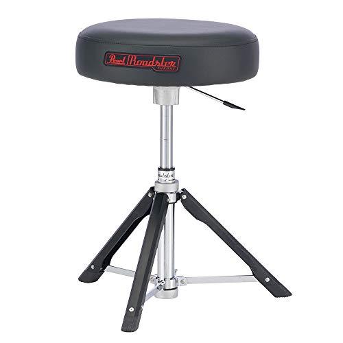 パール楽器製造『Roadsterドラムスローン(ガスリフト・丸型シート)(D-1500RGL)』
