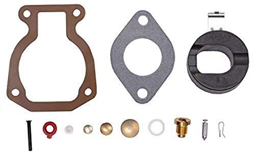 Lowest Prices! Evinrude Johnson BRP Outboard Carburetor Kit Replaces 398453 - EMP