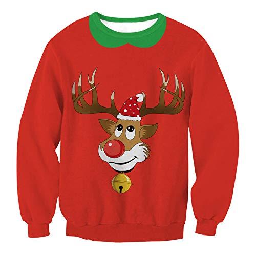 Manga larga cuello redondo suéter suéter suéter casual fiesta fiesta vestido de fiesta