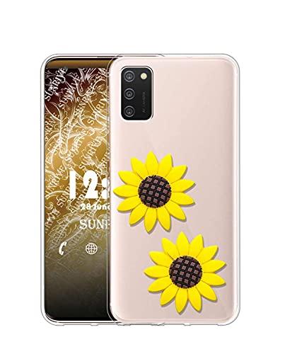 Sunrive Funda Compatible con OPPO A53s 5G, Soporte Teléfono Coche Silicona Transparente Gel Carcasa Case Bumper Anti-Arañazos Espalda Cover Anillo Kickstand 360 Grados Giratorio(Negro)