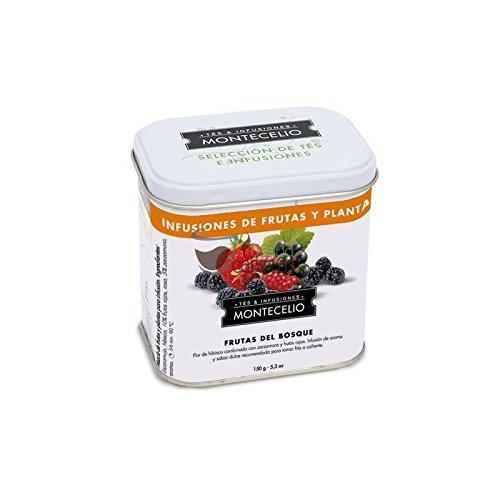 Infusion granel Montecelio - Frutas del Bosque - 150g