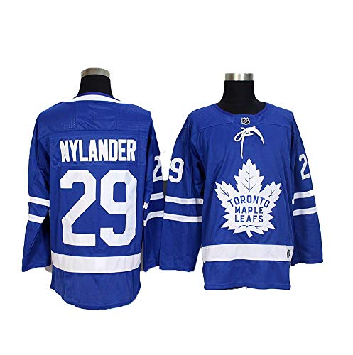 Matthews Maple Leafs Home//Away Hockey Baby Jersey Romper Toronto #34 Infant Toddler Onesie Premium Quality