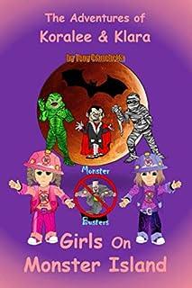 Girls on Monster Island (Girls Adventure Series)