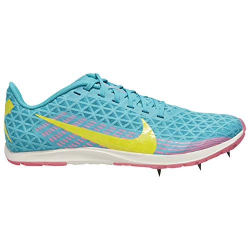 Nike Womens Zoom Rival Xc Track Spike Running Shoes Womens Aj0854-301 Size 10.5