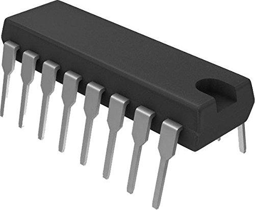 (10PCS) MC14046BCPG IC PHASE LOCK LOOP CMOS 16DIP 14046 MC14046