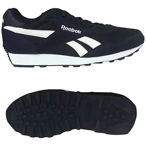 Reebok Rewind Run, Zapatillas de Running Unisex Adulto, VECNAV/Blanco/VECNAV, 40.5 EU
