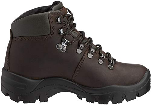Grisport CMG621, Unisex-Adult Hiking Boot Hiking Boot, Brown, 9 UK (43 EU)