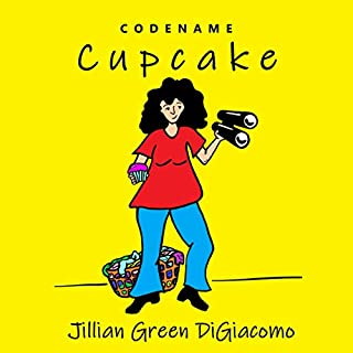 Codename Cupcake audiobook cover art