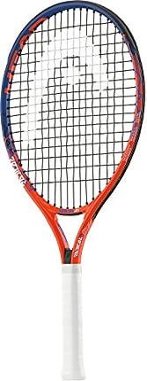 HEAD Raqueta de Tenis Radical para niños, Color Naranja/Azul, 21 Pulgadas