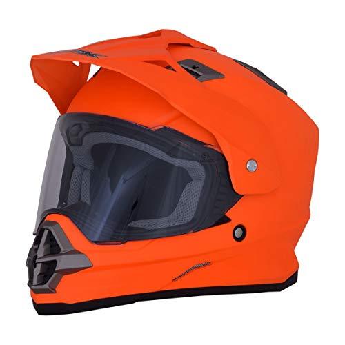 AFX FX-39DS Series 2 Helmet (Medium) (Matte NEON Orange)