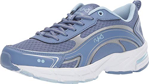 Ryka Womens Inspire Athletic Shoes 9.5 Colony Blue