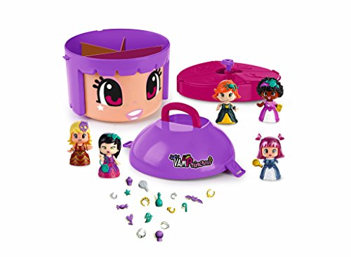 Pinypon Edizione Limitata Cubo Mix Is Max - Principesse Vampiro, Multicolore, 700014263