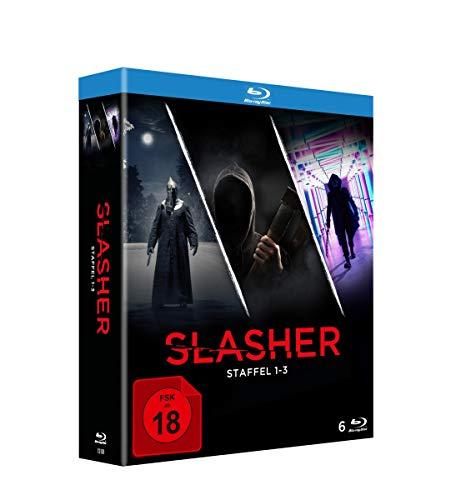 Slasher - Season 1-3 (Special Edition) [Blu-ray]
