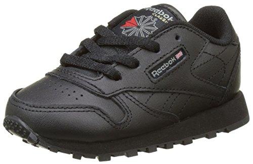 Reebok Jungen 50190 Trail Runnins Sneakers, Schwarz (Black 1), 25 EU