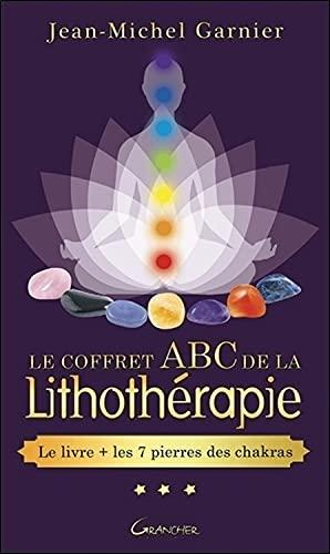 Le coffret ABC de la lithothérapie - Le livre + les 7...