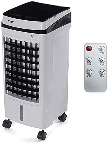 Climatizzatore Portatile Raffreddatori evaporativi Casa Frontless Fan Senza Fan di Fan Air Air Condizionatore Aria condizionata Mobile Mini Evaporativo Telecomando intelligente Intelligent 8L Ventola
