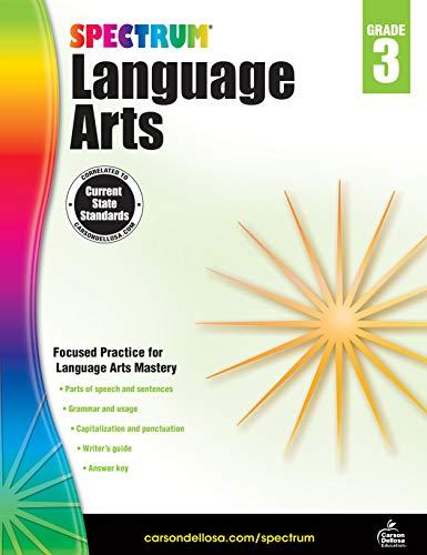 Spectrum | Language Arts Workboo...