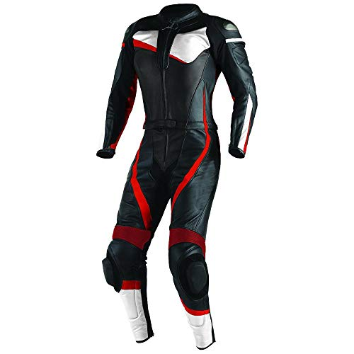 Corso Fashion Damen Motorrad Lederkombi - Motorrad Rennsport Schutzkleidung Bikerausrüstung - Maßanfertigung Style247
