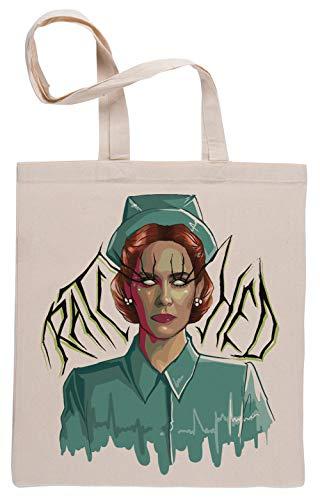 De miedo enfermero Bolsa De Compras Shopping Bag Beige