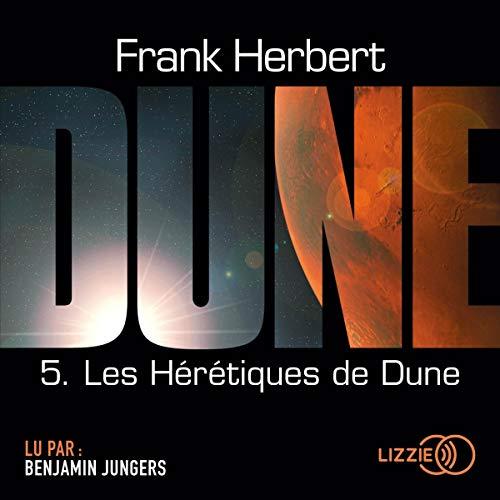 Page de couverture de Les Hérétiques de Dune