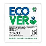 Ecover Zero - Pastillas para lavavajillas (25 unidades)