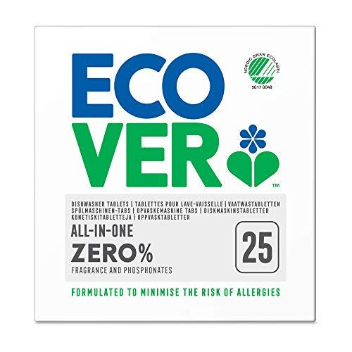 Ecover Zero: Pastillas para lavavajillas